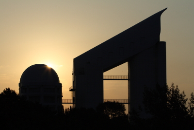Telescope  Lamoste (η φώτο είναι από την επίσημη σελίδα του τηλεσκοπίου) http://www.lamost.org