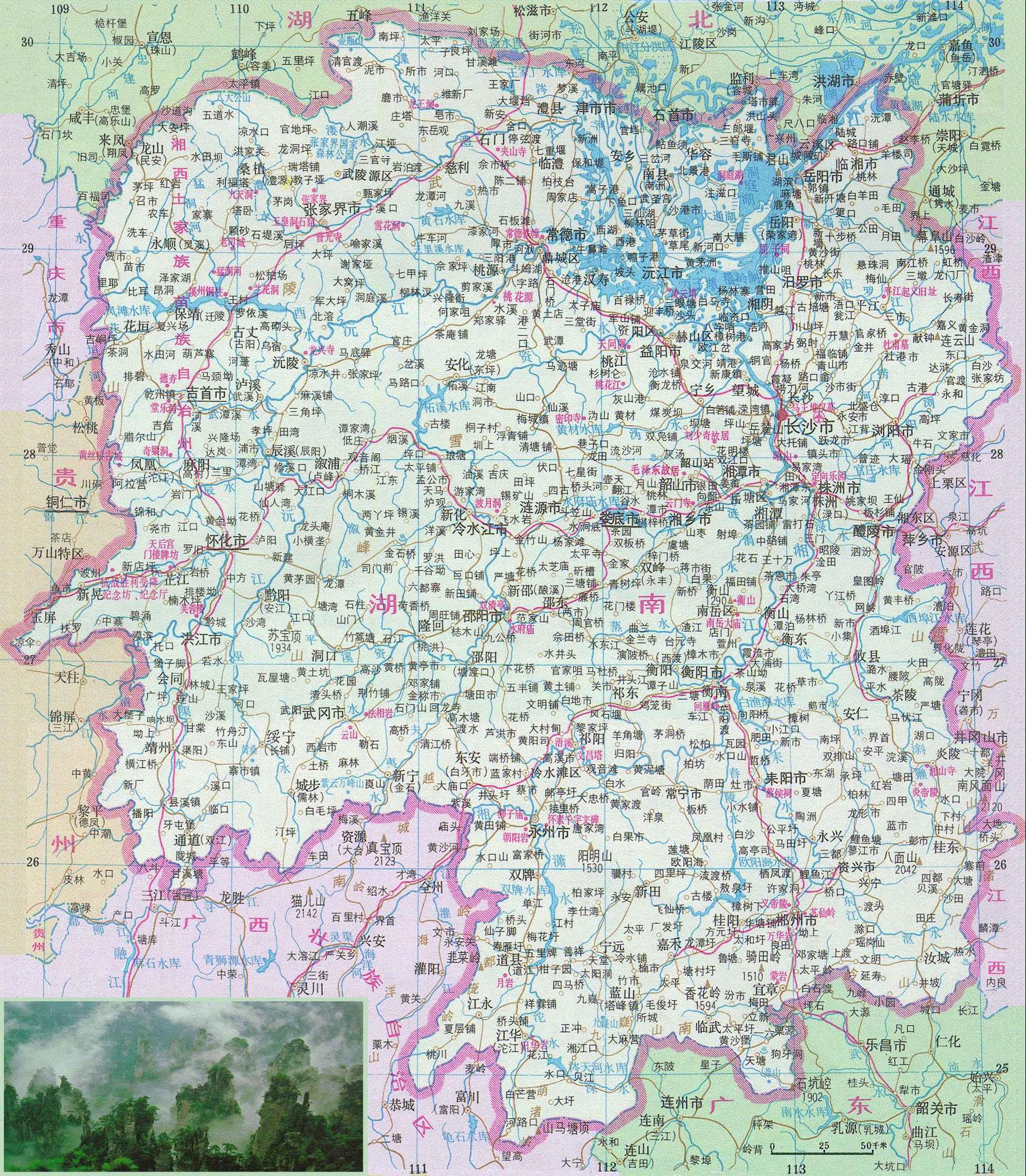 耒阳地图兖州地图