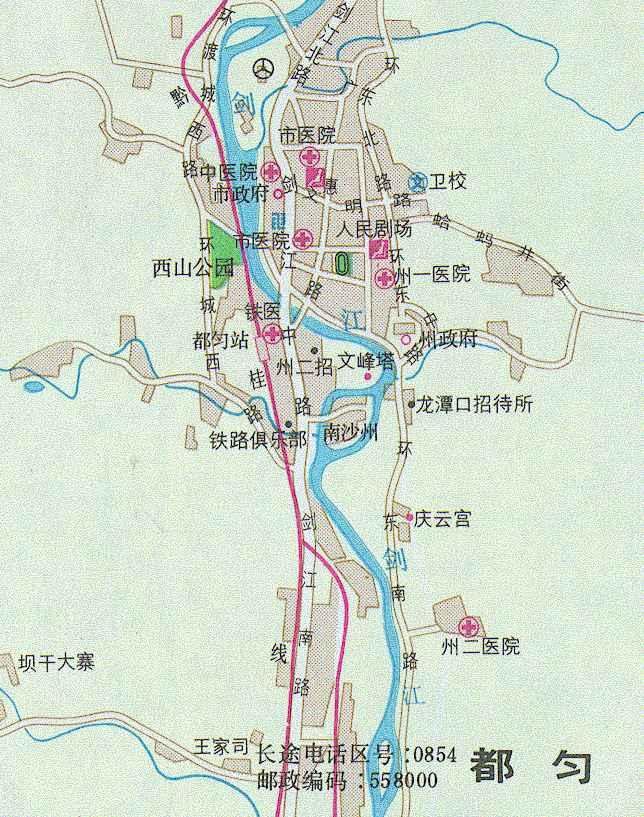 贵州都匀视频,贵州都匀地图高清