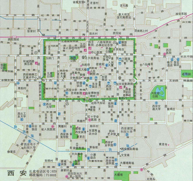 西安常住人口_2012西安人口